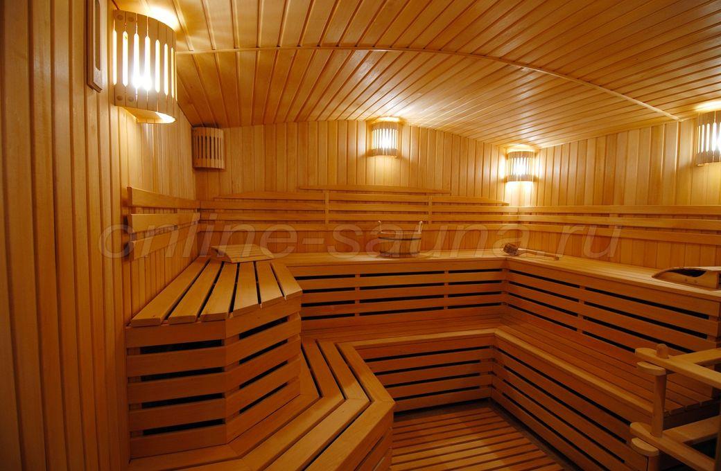 Деревенька, баня на дровах